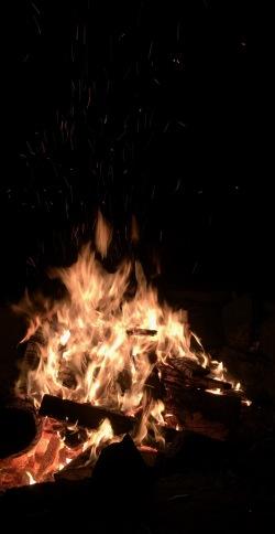 Beltane fire 2015